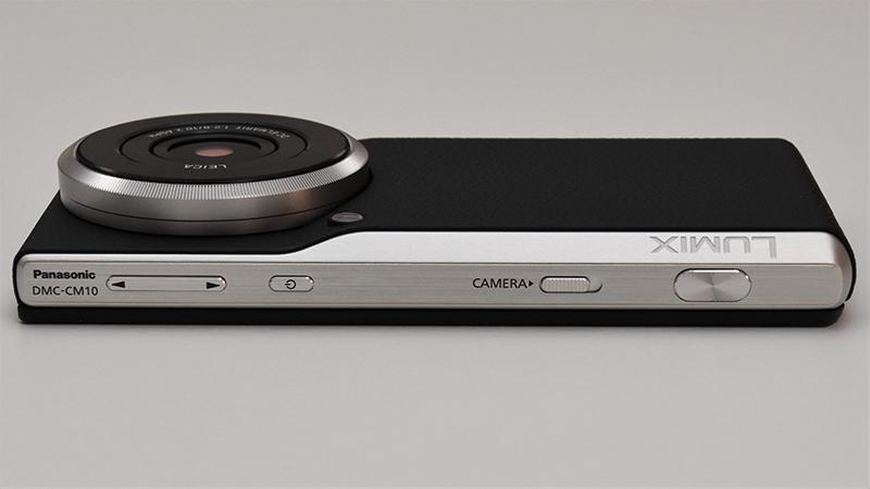 Panasonic LUMIX DMC-CM10