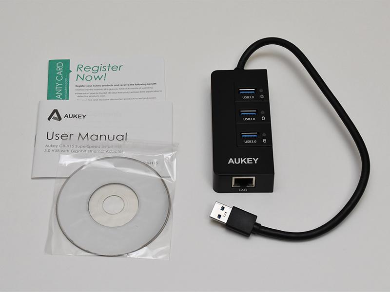 Aukey CB-H15