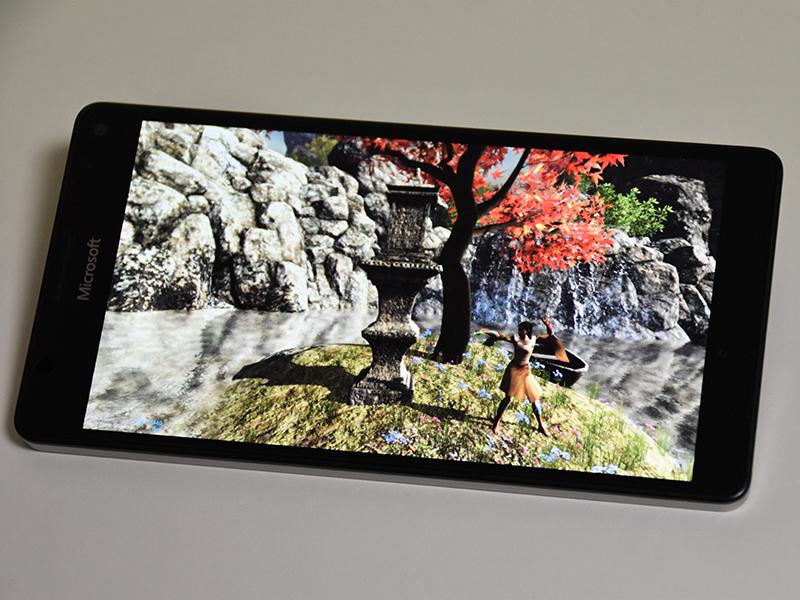 Lumia 950 XL AnTuTu Benchmarkでベンチマーク測定