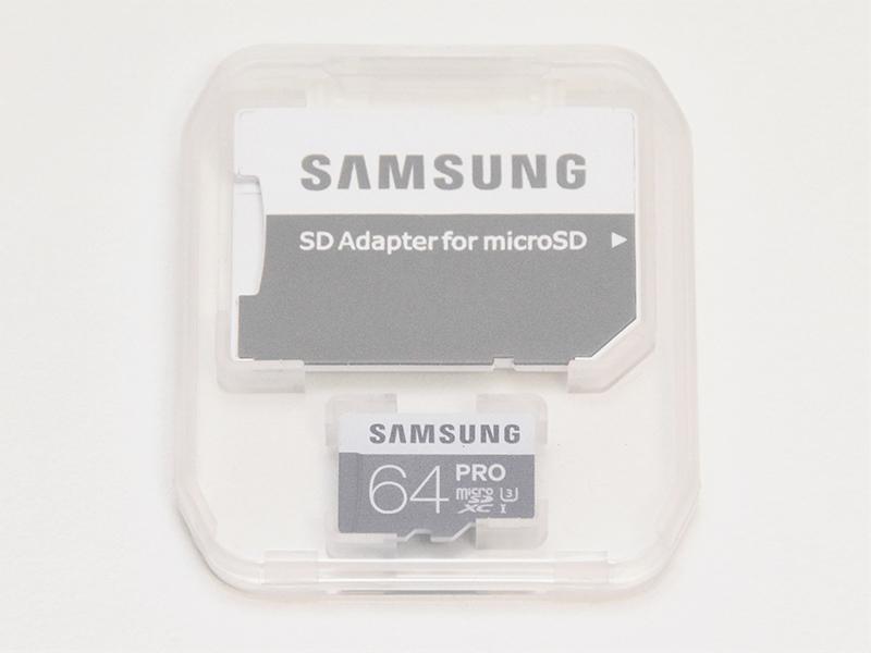 Samsung microSD PRO