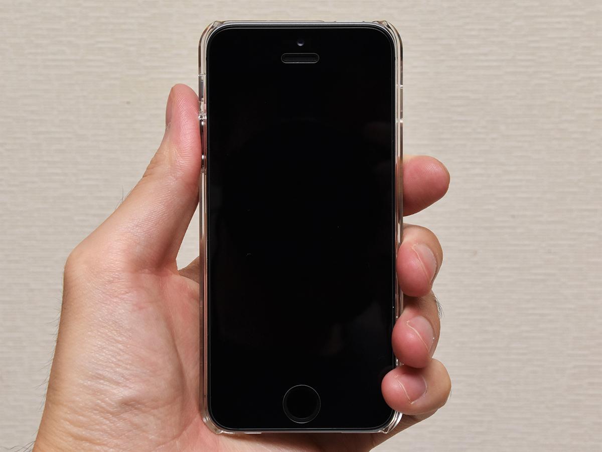 Spigen シン・フィット Apple iPhone SE