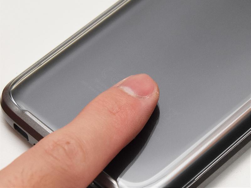 Spigen Galaxy S7 ネオ・ハイブリッドクリスタル