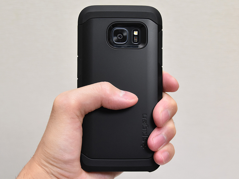 Spigen Galaxy S7 タフ・アーマー