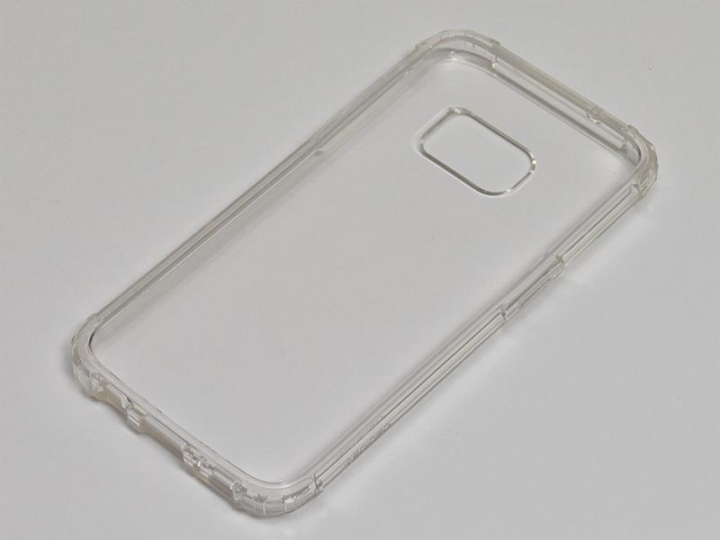 Spigen Galaxy S7 クリスタルシェル