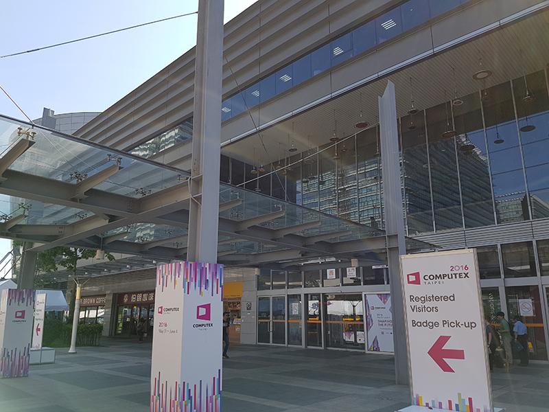南港展示館