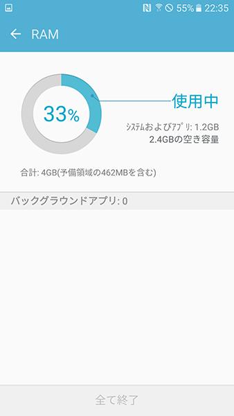 Samsung Galaxy C5 SM-C5000のソフトウェア