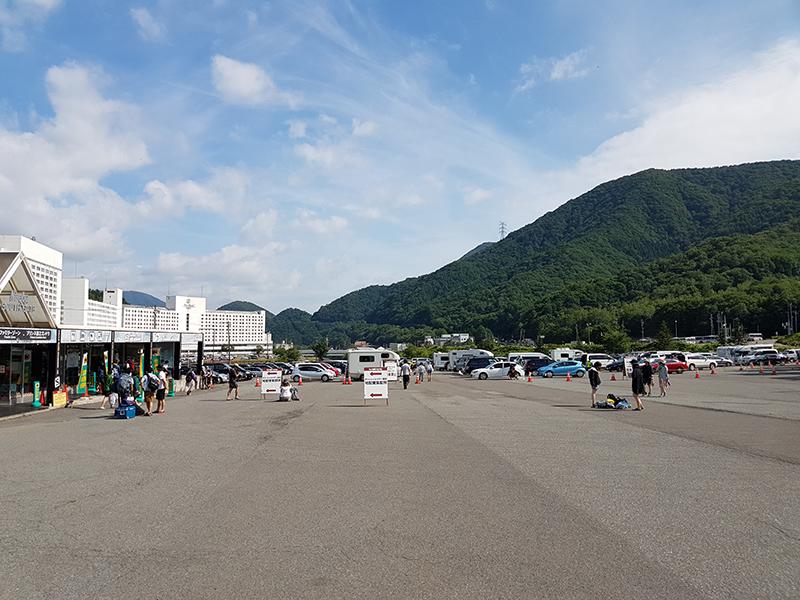 フジロック オフィrシャルバスツアー(仙台)