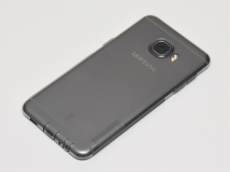 NILLKIN Galaxy C5 TPUケース