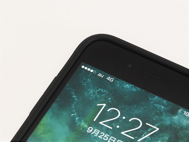 Apple iPhoneのアンテナピクト(電波強度)を数値で表示