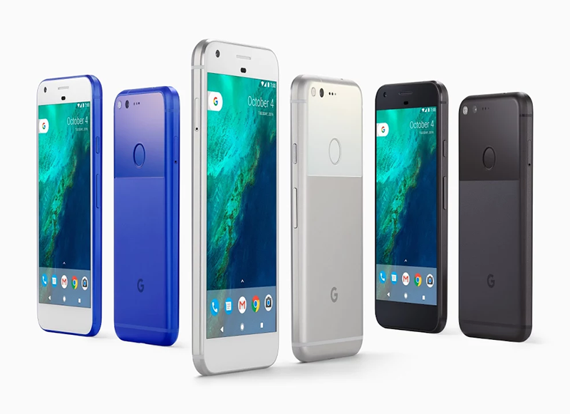 Google Pixel/Pixel XLの対応周波数