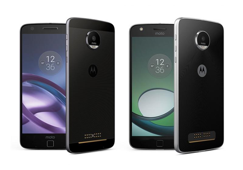 Motorola Moto ZとMoto Z Playが国内で発売