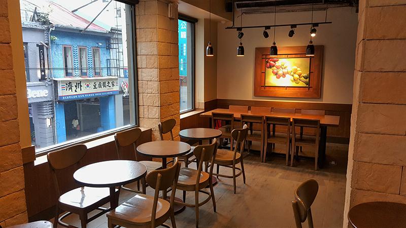 スターバックスコーヒー 台北
