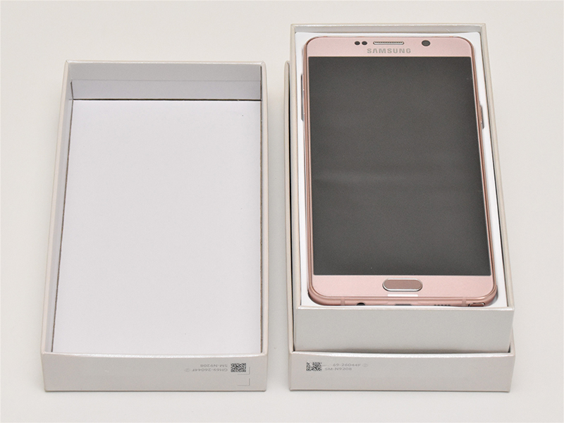 Samsung Galaxy Note5 SM-N9208 Pink Gold