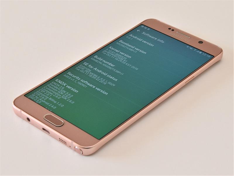 Samsung Galaxy Note5 SM-N9208