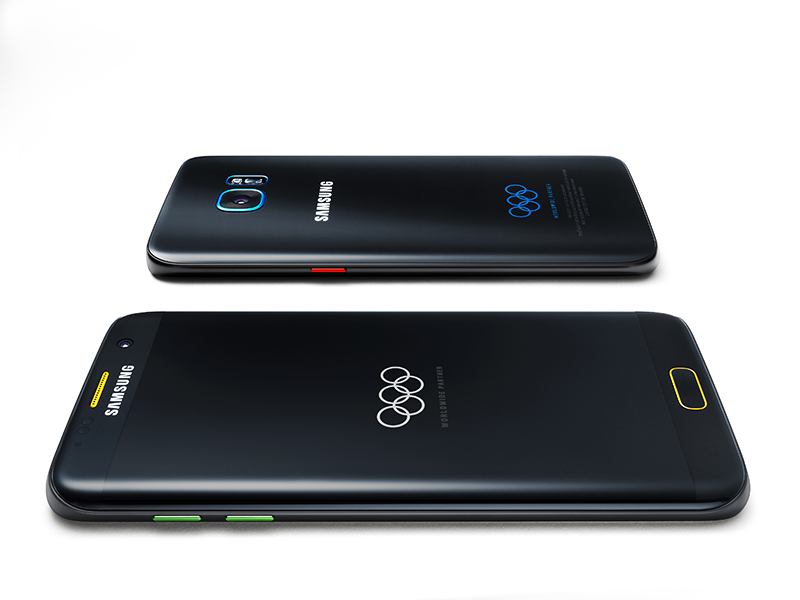 Samsung Galaxy S7 edge Olympic Games Limited Edition