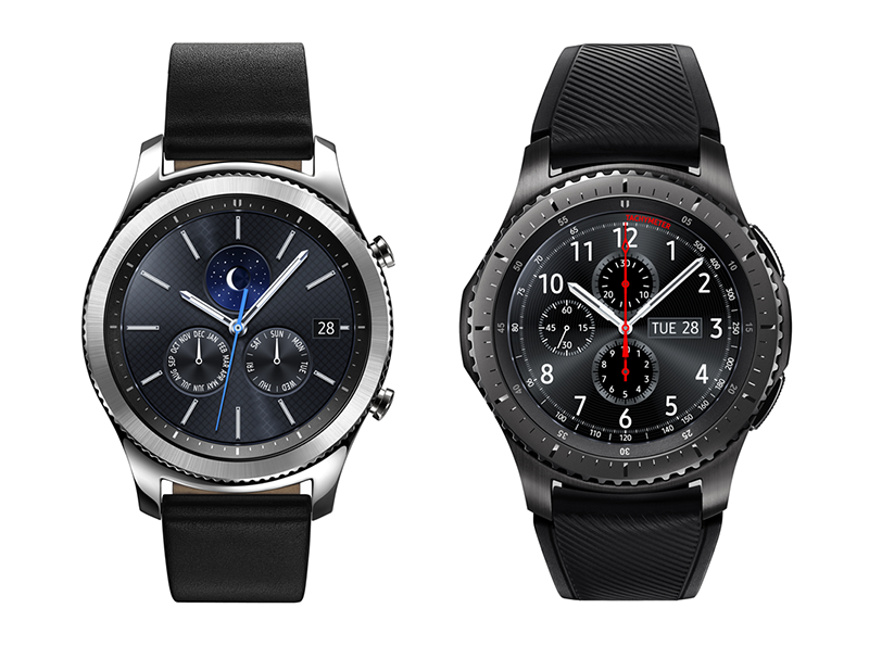 Samsung Gear S3 classic frontier