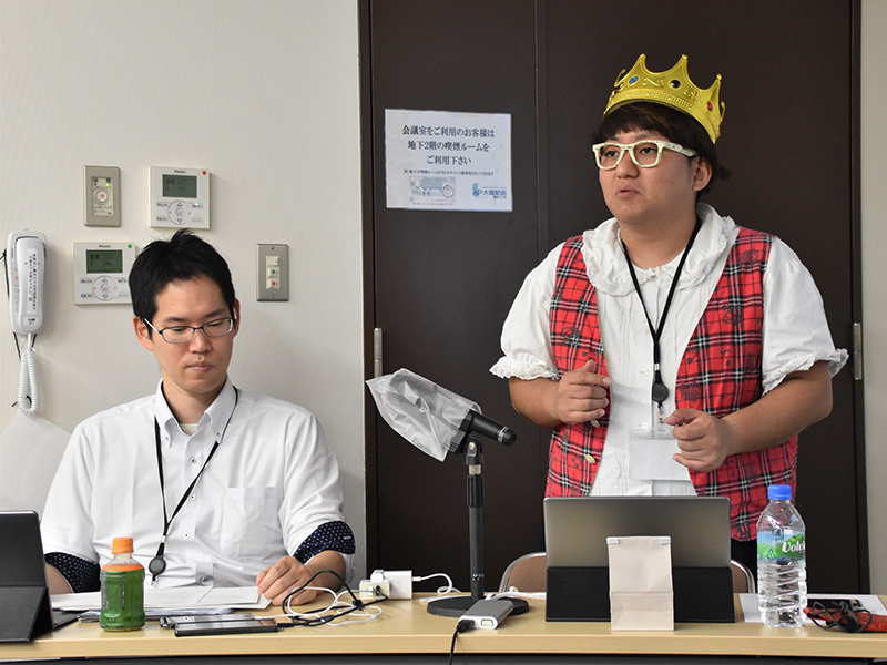 モバイルプリンスのファーウェイ王国(大阪)