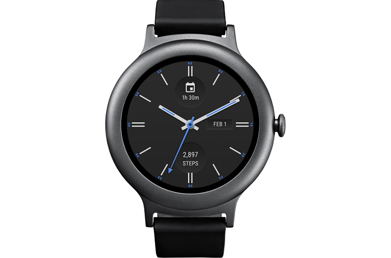 LG Watch Style Titan