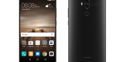 Huawei Mate 9 Shampagne Black