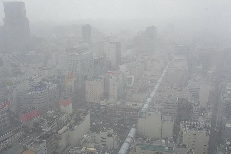 2017年2月21日 仙台市