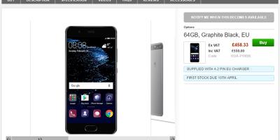 Clove Huawei P10 商品ページ