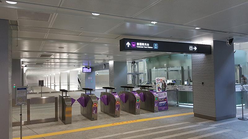 台湾桃園国際空港MRT