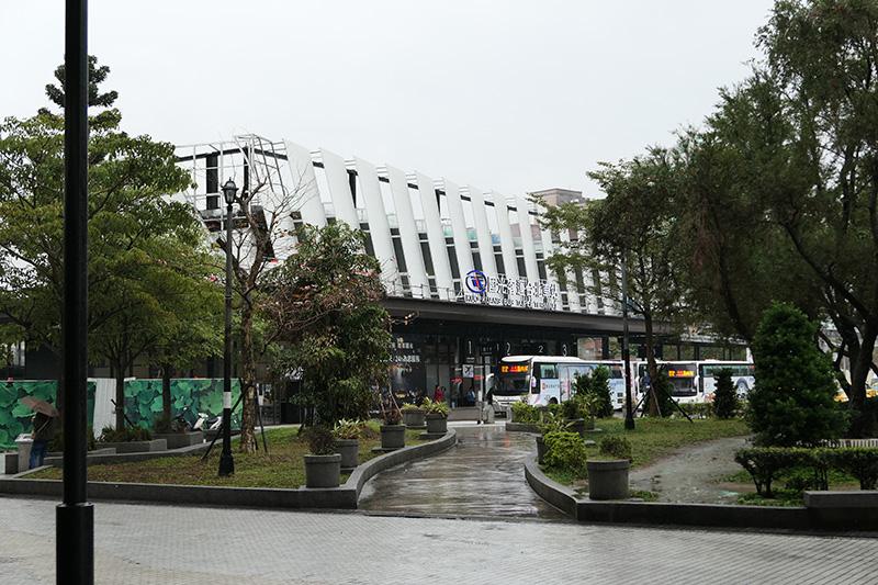 國光客運 台北ターミナル