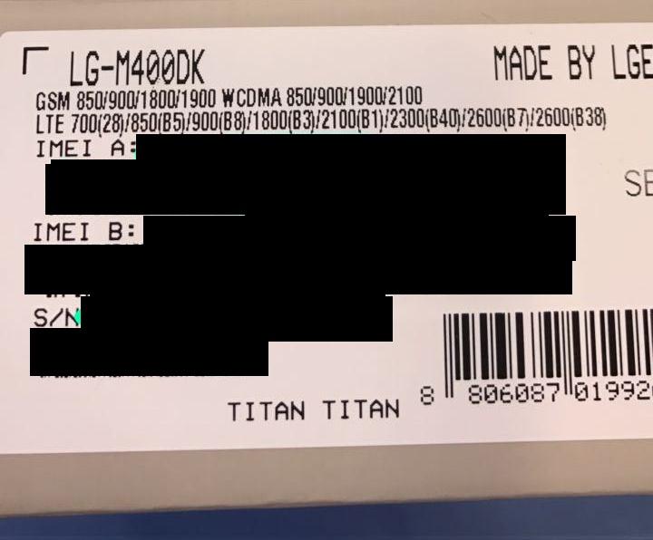 LG-M400DKの対応周波数