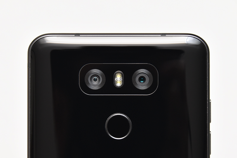 LG G6 LG-H870DSのメインカメラ