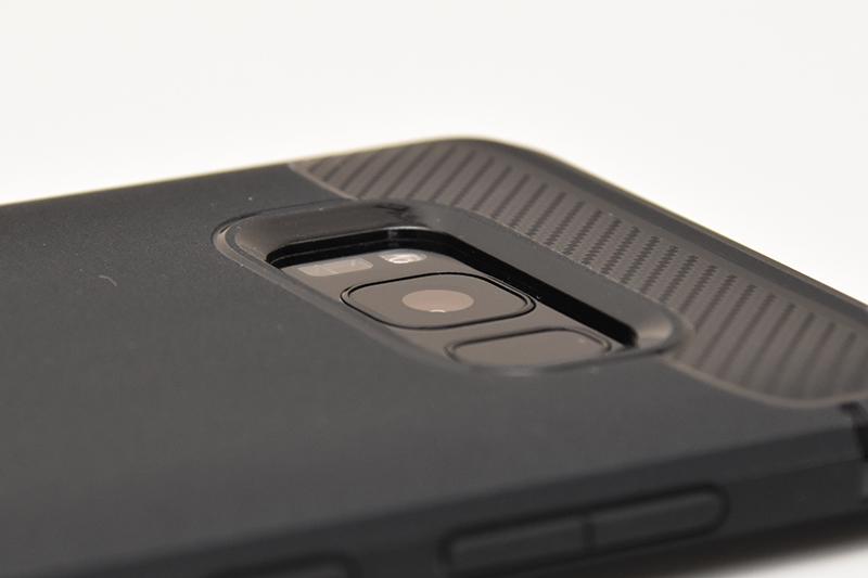 Spigen Samsung Galaxy S8+ ラギッド・アーマー