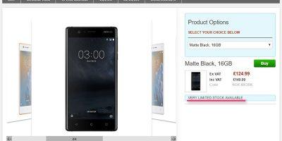 Clove Nokia 3 商品ページ