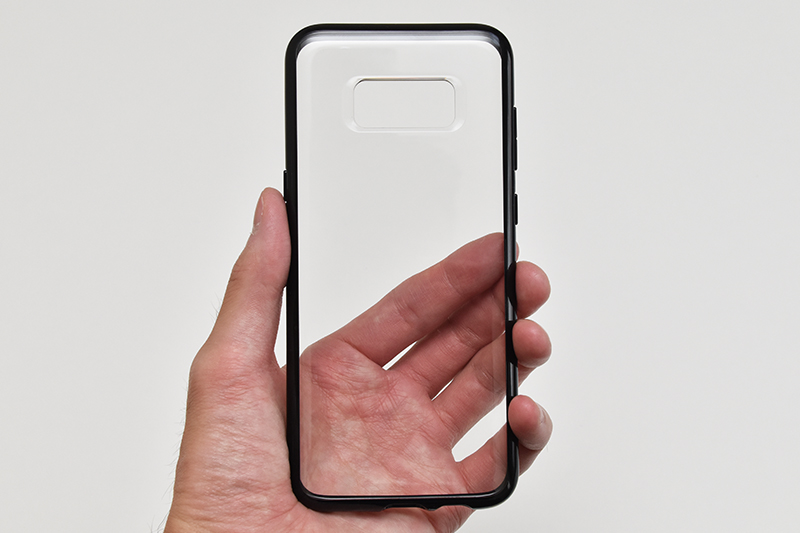 Spigen Samsung Galaxy S8+ ウルトラ・ハイブリッド