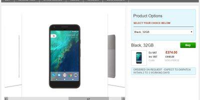 Clove Google Pixel 商品ページ