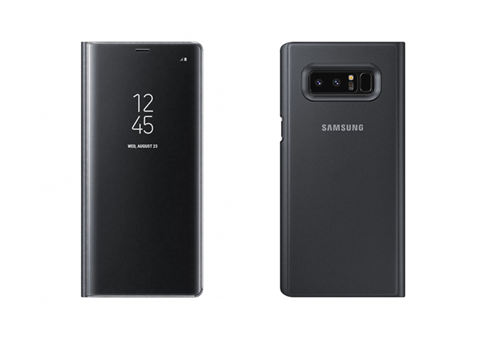 Samsung Galaxy Note8 S-View Flip Cover with Kickstand