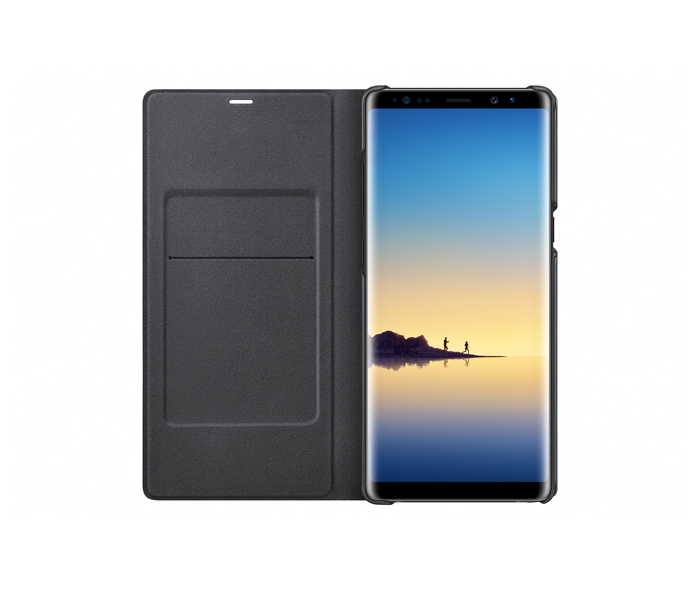 Samsung Galaxy Note8 LED View Wallet Case