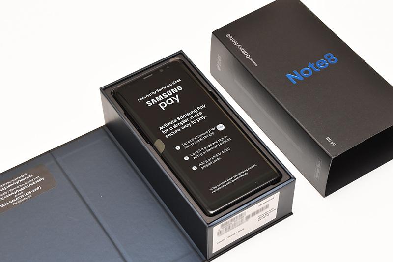 Samsung Galaxy Note8 SM-N950FD