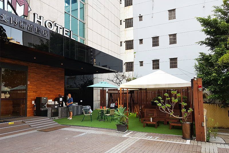 Taipei M Hotel Main Station タイペイMホテルメインステーション