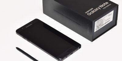 Samsung Galaxy Note FE(Fan Edition)