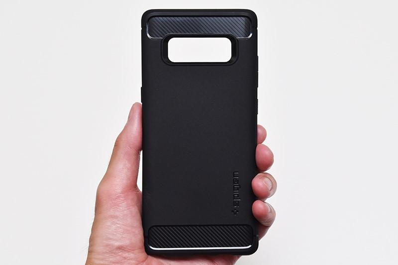 Spigen Galaxy Note8 ラギッド・アーマー