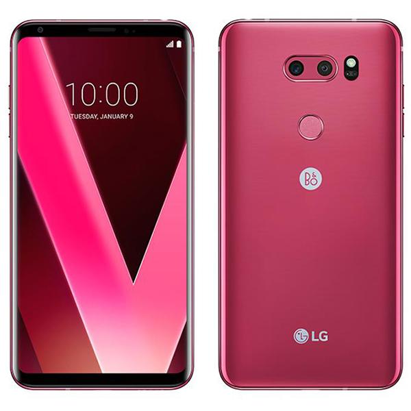 LG V30+ Raspberry Rose