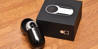Essential 360 CameraとPill Case