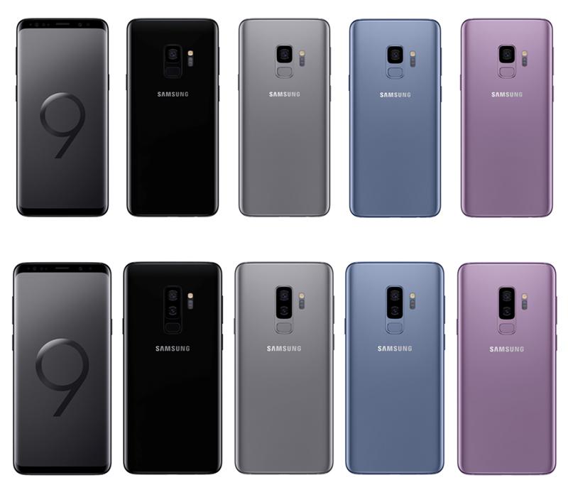 Samsung Galaxy S9/Galaxy S9+