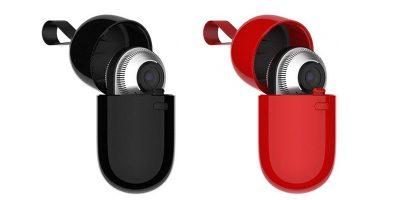 Essential Protective 360 degree Camera Pill Case