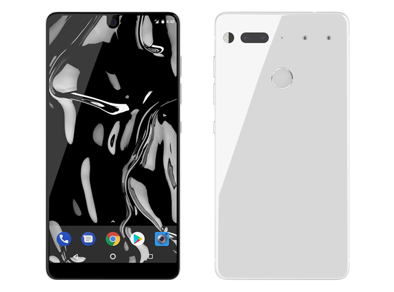 Essential Phone Pure White