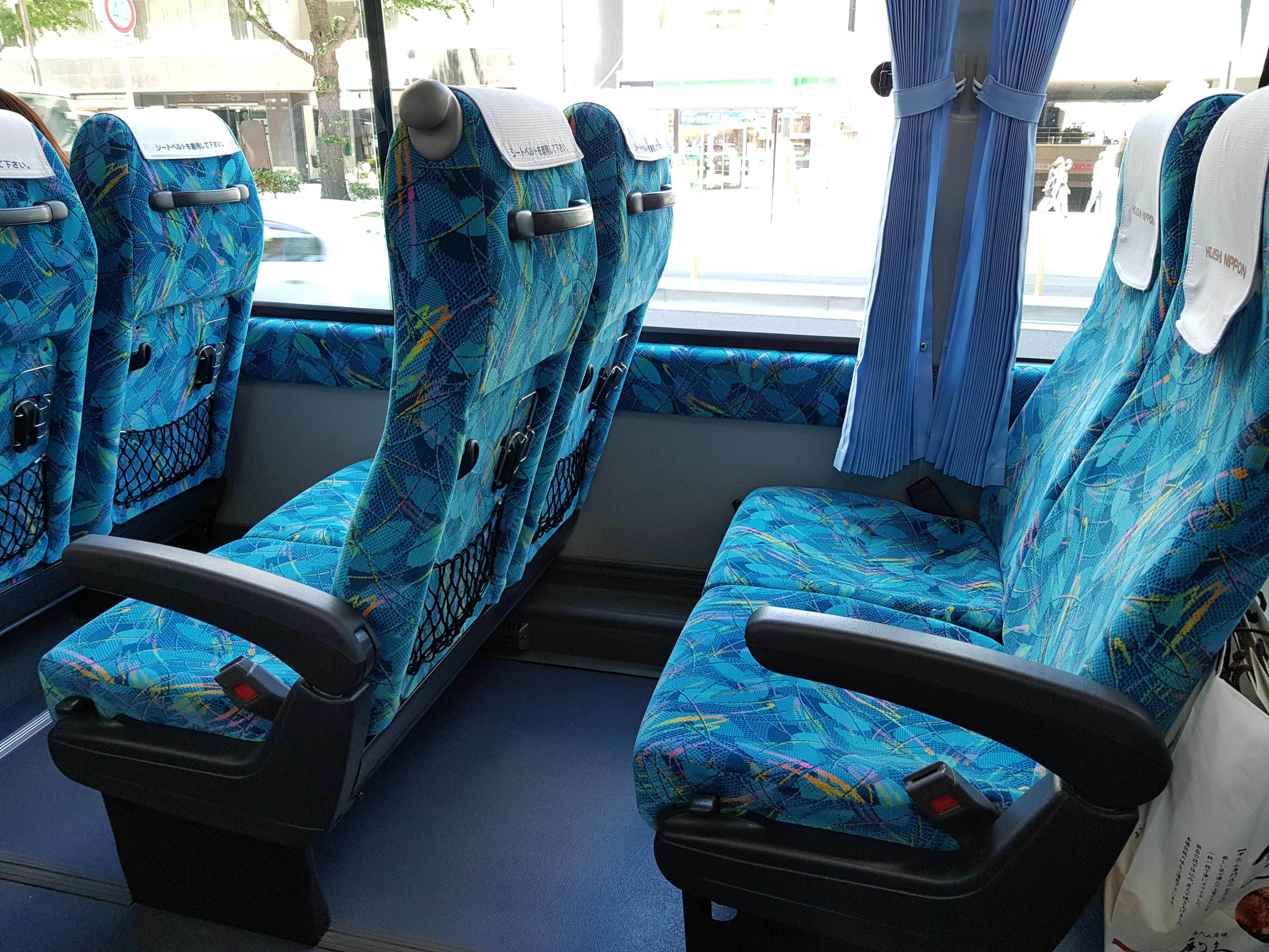 仙台-盛岡間の高速バス「アーバン号」
