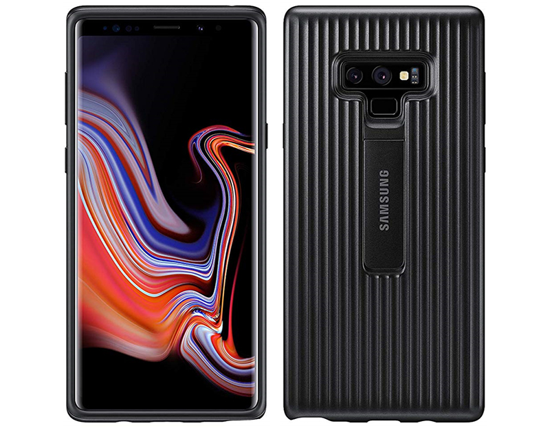 Samsung Galaxy Note9 Rugged Protective Cover Black