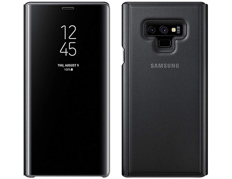 Samsung Galaxy Note9 S-View Flip Cover Black