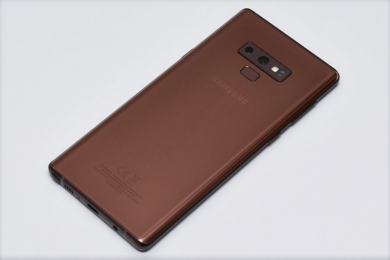 Samsung Galaxy Note9 Metallic Copper