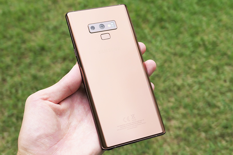 Samsung Galaxy Note9 SM-N960F/DS Metallic Copper