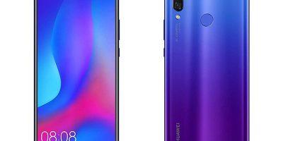Huawei nova 3 Iris Purple